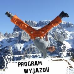Przykładowy program wyjazdu narciarskiego