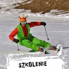 Szkolenie, skitour, freeskining, jazda na tyczkach, fun carving, snowboard ...